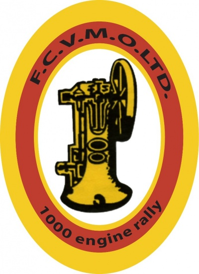 100 engine rally logo