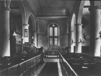 1891 St- Bartholomews interior
