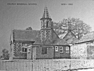 1982 Church Minshull School