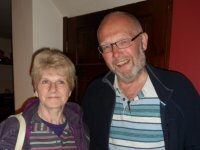 2014 Welcome evening at the Badger Inn 010