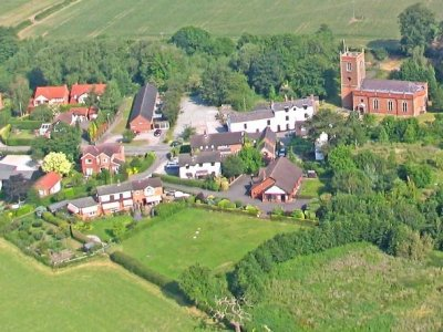 Aerial View of CM