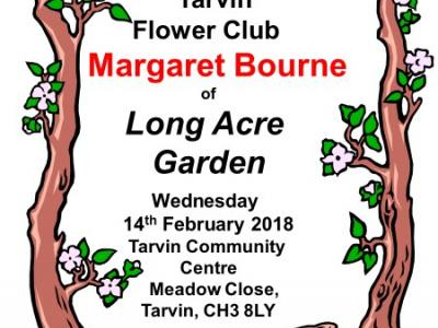 AH&T Flower Club Poster Feb 2018