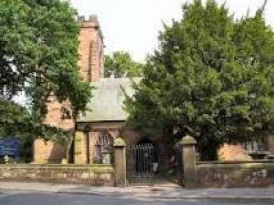 all saints church daresbury