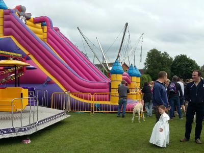 All the Fun of the Fair - Tarvin Fete 2017