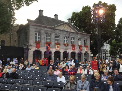 Andre Rieu Concert Venue in Maastricht 2