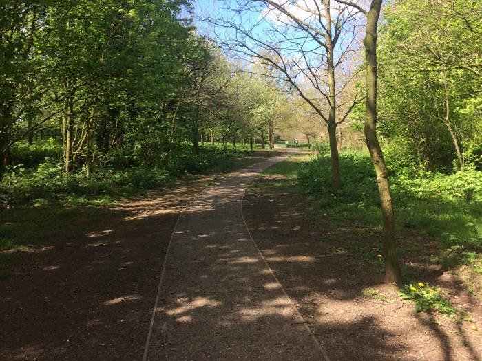 April 2017 Tarvin Woodlands Grogans Walk