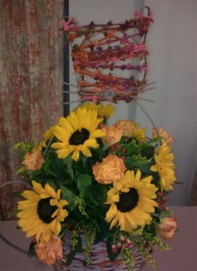 April flower club