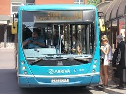 arriva 84 bus