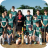 As part of its Tattenhall Community Fund, Redrow has donated £1,280 for shirts, caps and helmets with Redrow branding for the U9, U11, U13, U15 and U18 teamsPictured are Redrow Sales Consultant Anita Gillespie with the squad. credit:  leeboswel
