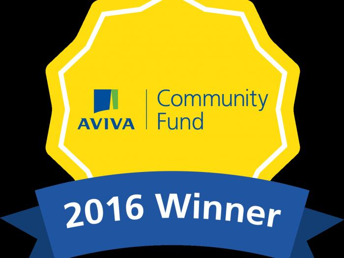 Aviva award winner 2016