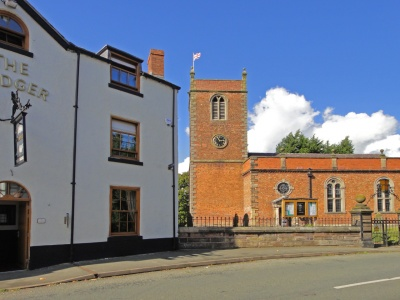 Badger and Church