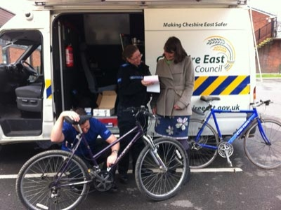bike marking