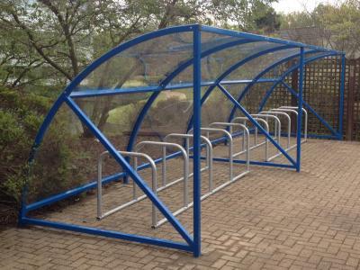 Bike Shelter for TPS