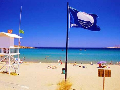 Blue Flag beaches Greece