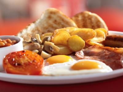 breakfast- bad
