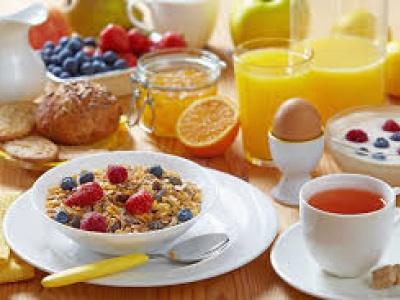 breakfast good