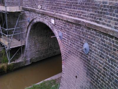 Bridge 11 repairs
