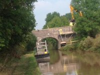 Bridge repairs 1