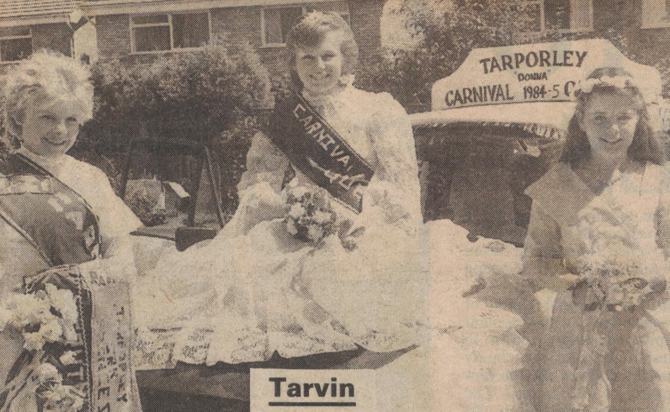 Carnival Queens 1985
