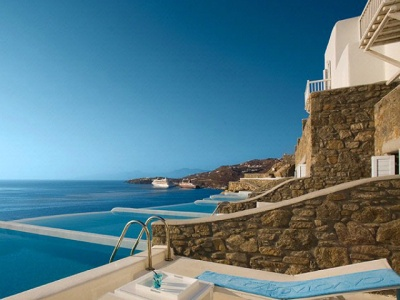 Cavo Tagoo Hotel on Mykonos