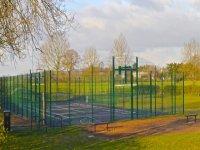 Chelford Activity Park MUGA