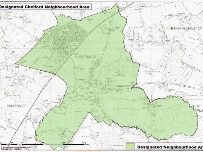 Chelford Designated Area