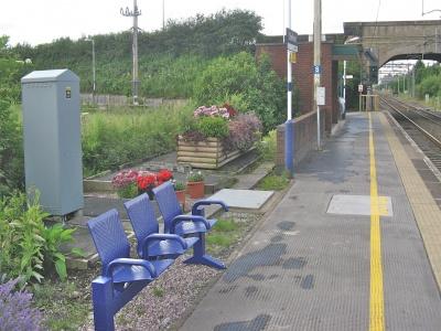 chelford station 2