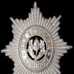 Cheshire regiment badge