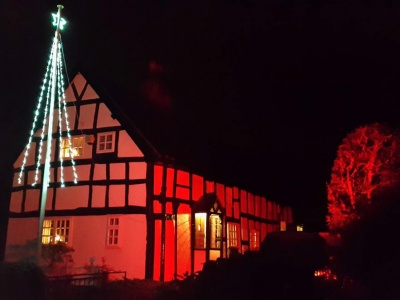 Christmas at Oakhurst 2015-