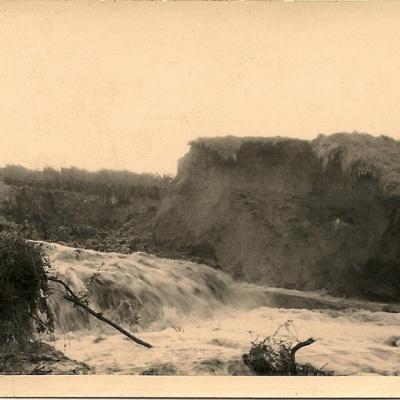 Church Minshull Breach 1958
