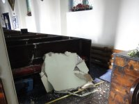 Church roof damage (1)
