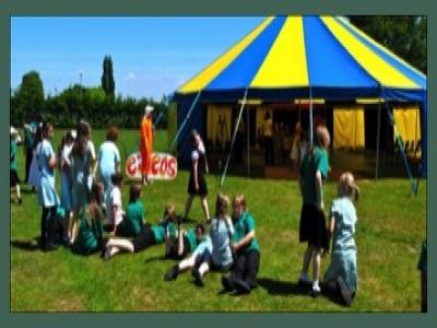 Circus-School-Tent