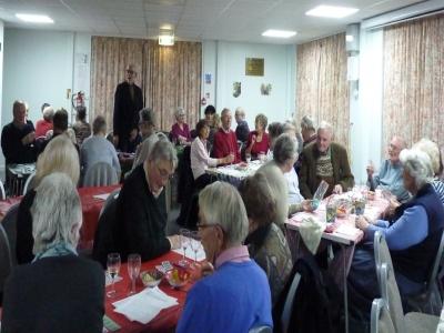 Civic Trust Christmas Event 2014