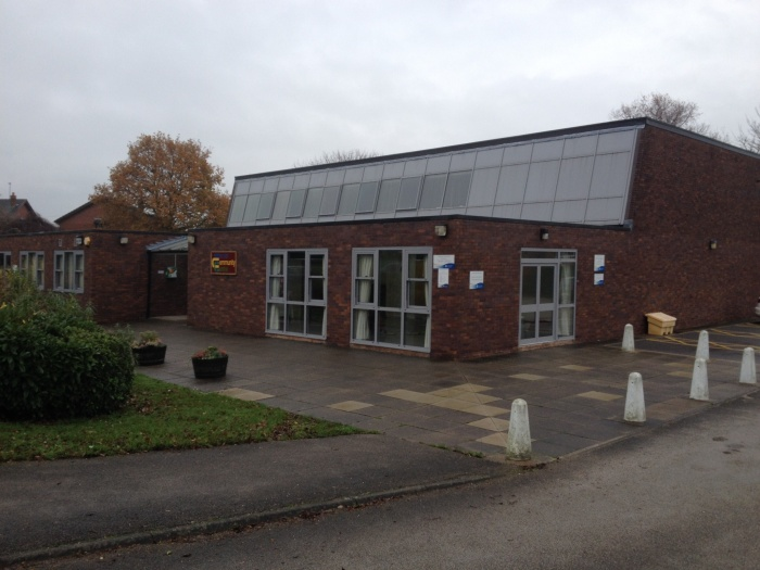 Community Centre Outside 2015