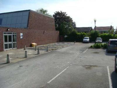 Community Centre  Parking