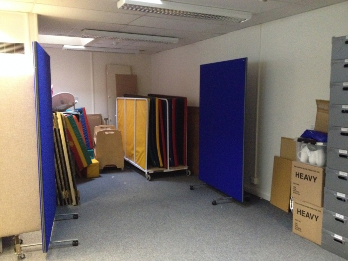 Community Centre Storeroom