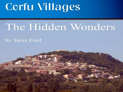 Corfu Villages book cover