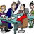 council meeting clipart