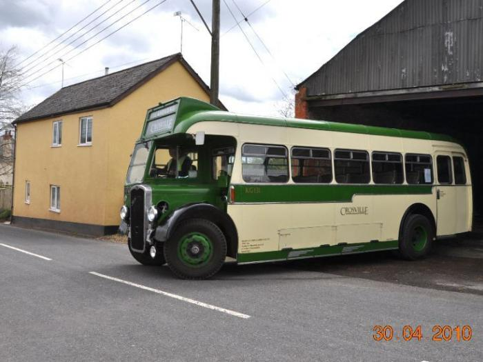 Crossville Bus