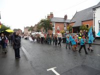 cubs beavers procession