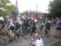 Deloitte Cycle tour