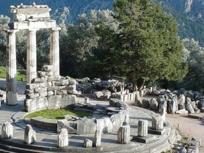 Delphi voted top Greek attraction