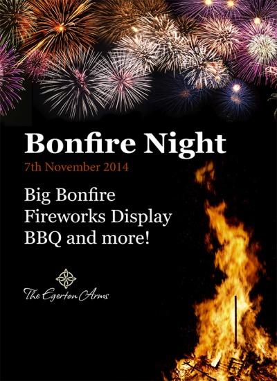 Egerton Bonfire