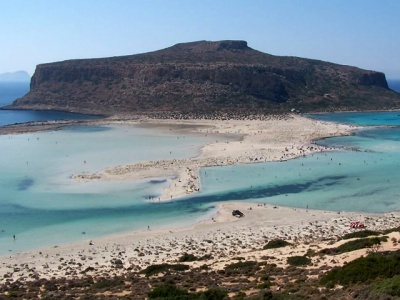 Elafonissi is like a piece of paradise