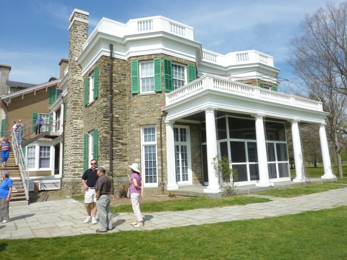 Eleanor Roosevelts home