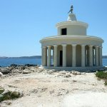 Fanari lighthouse on Kefalonia