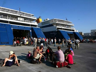 Ferries vital to tourists