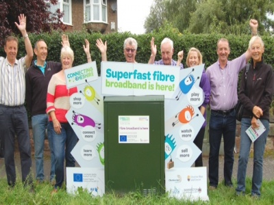 Fibre Launch