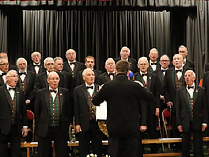 flint male voice choir