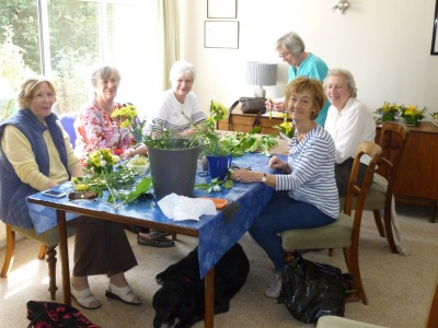 Flower Club May 2016 (4)